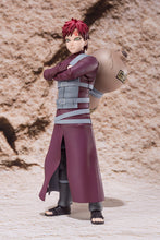 Naruto Official Gaara S.H.FIGUARTS Figure by Bandai Tamashii Nations