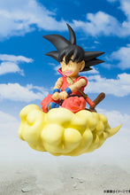 Dragonball Official Kid Goku S.H Figuarts Figure by Bandai