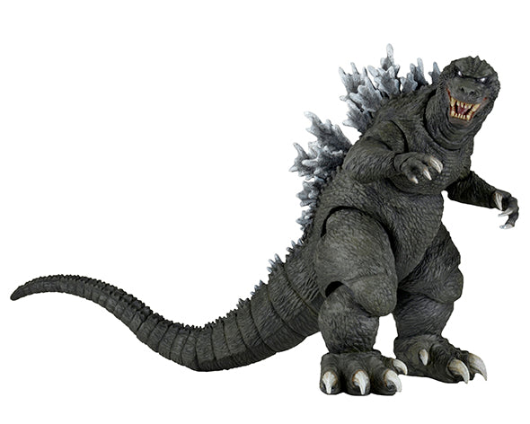 Godzilla Official 2001 Version 12