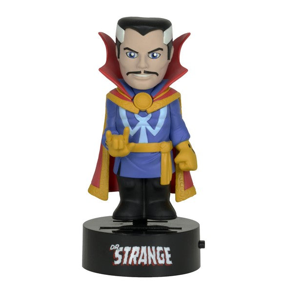 MARVEL Doctor Strange Official Solar Powered Body Knocker by NECA