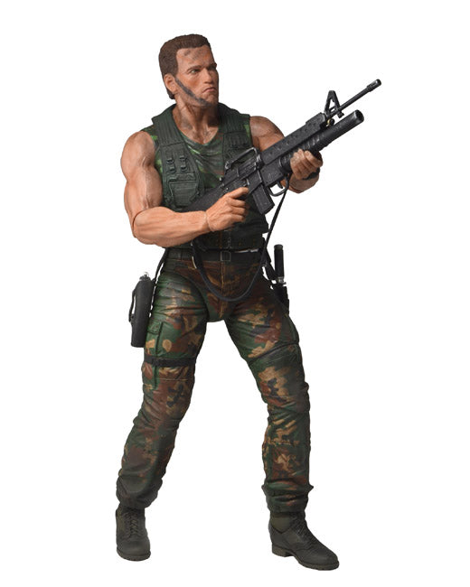 Predator Official Dutch 1/4 Scale Figure by NECA