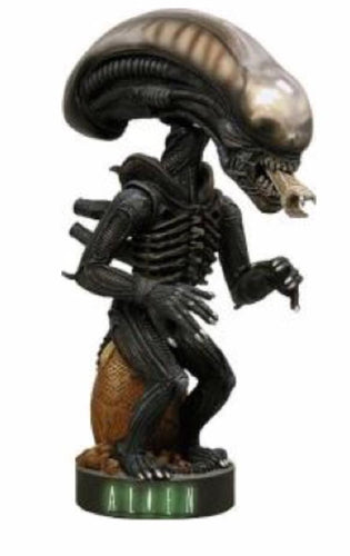 Aliens Official Alien Warrior Extreme Headknocker by NECA