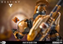 "Destiny Official 7"" Vault of Glass Titan Figure by Mcfarlane Toys"