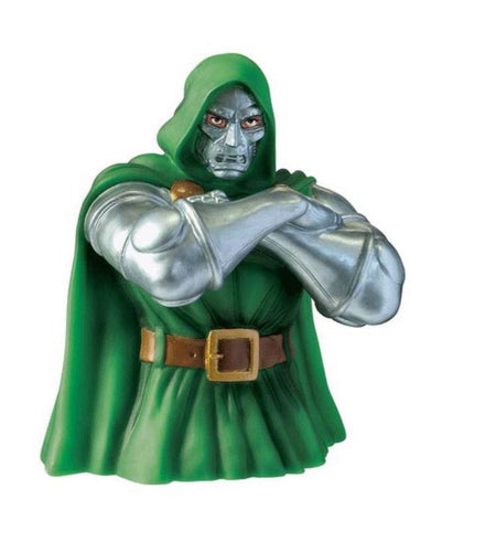 MARVEL Doctor Doom Official  Bust Bank by Monogram