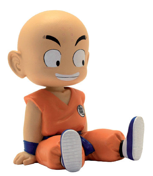 Dragonball Official Krillin Bust Bank by Plastoy