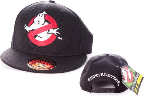 Ghostbusters Logo Official Snapback