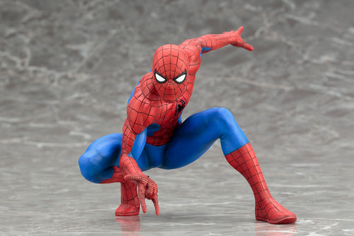 MARVEL Spider-Man Official MARVEL NOW ARTFX+ Statue Kotobukiya