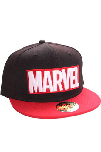 Marvel Comics Logo Official Snapback