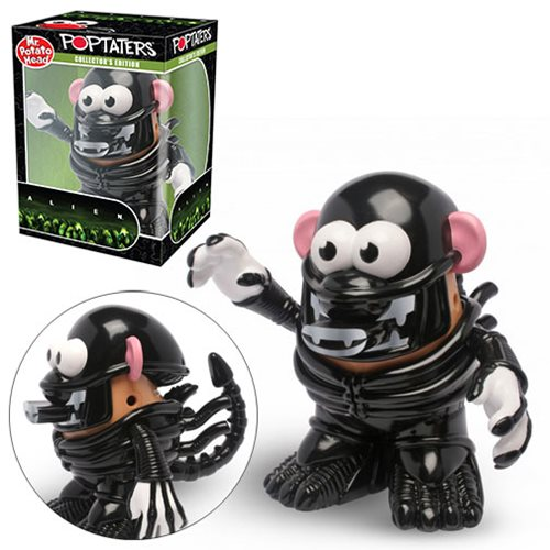 Mr Potato Head Poptater Official Aliens Xenomorph by PPW