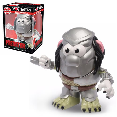 Mr Potato Head Poptater Official Predator by PPW