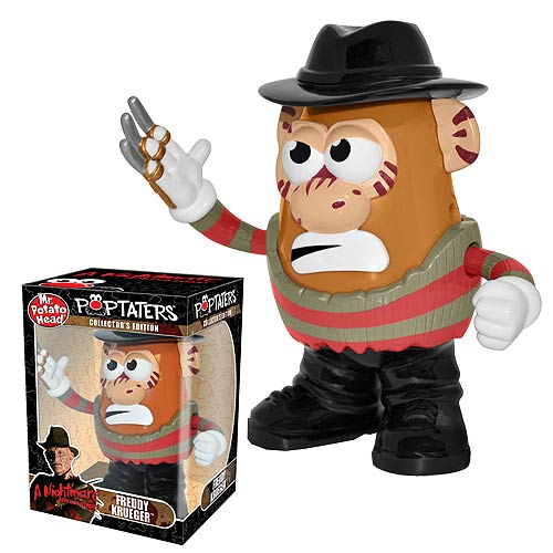 Mr Potato Head Poptater Official NOES Freddy Kreuger by PPW