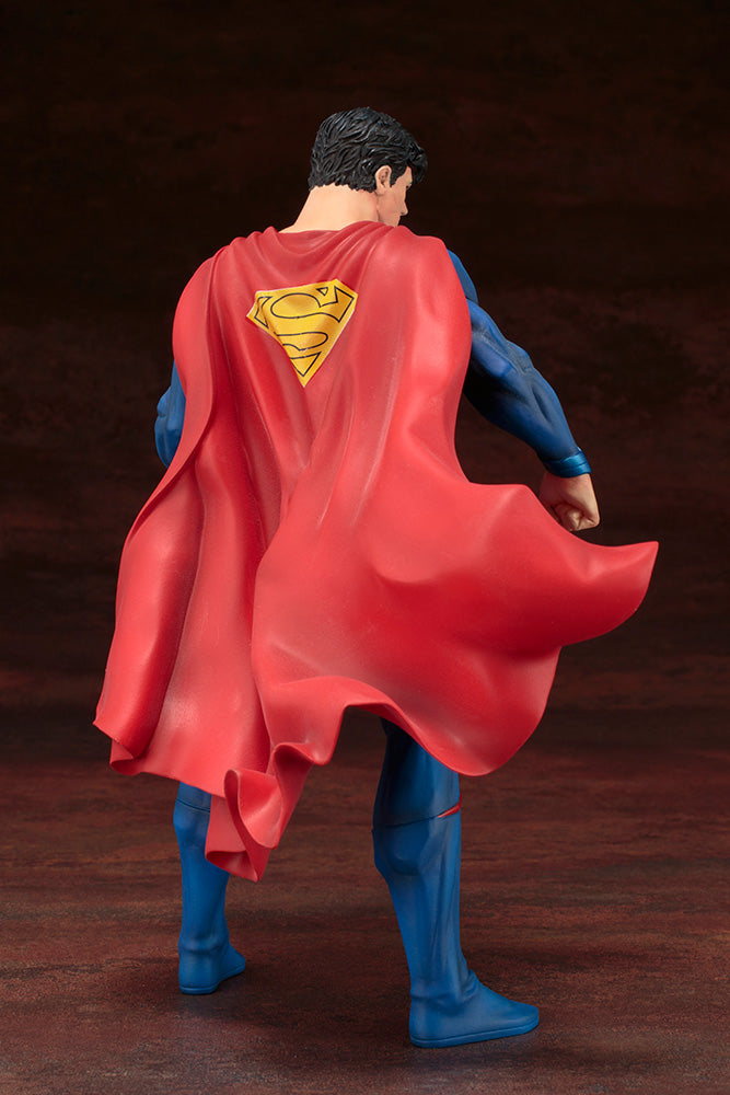 DC COMICS Official Superman Rebirth ARTFX+ Statue by Kotobukiya