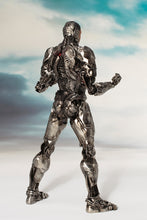 DC Comics Official Cyborg Justice League ARTFX+ Statue by Kotobukiya