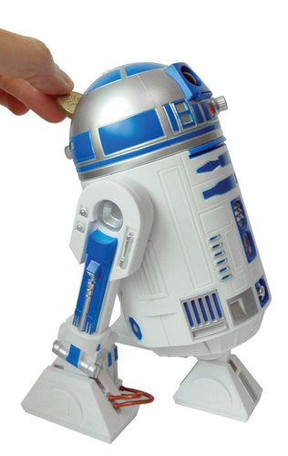 Star Wars Official R2-D2 SFX Bust Bank by DISNEY