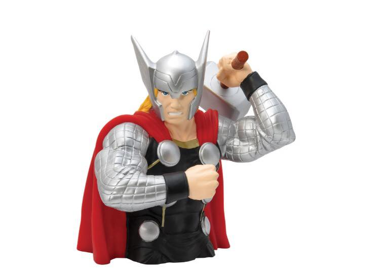 MAARVEL Thor (Version 2) Official Bust Bank by Monogram