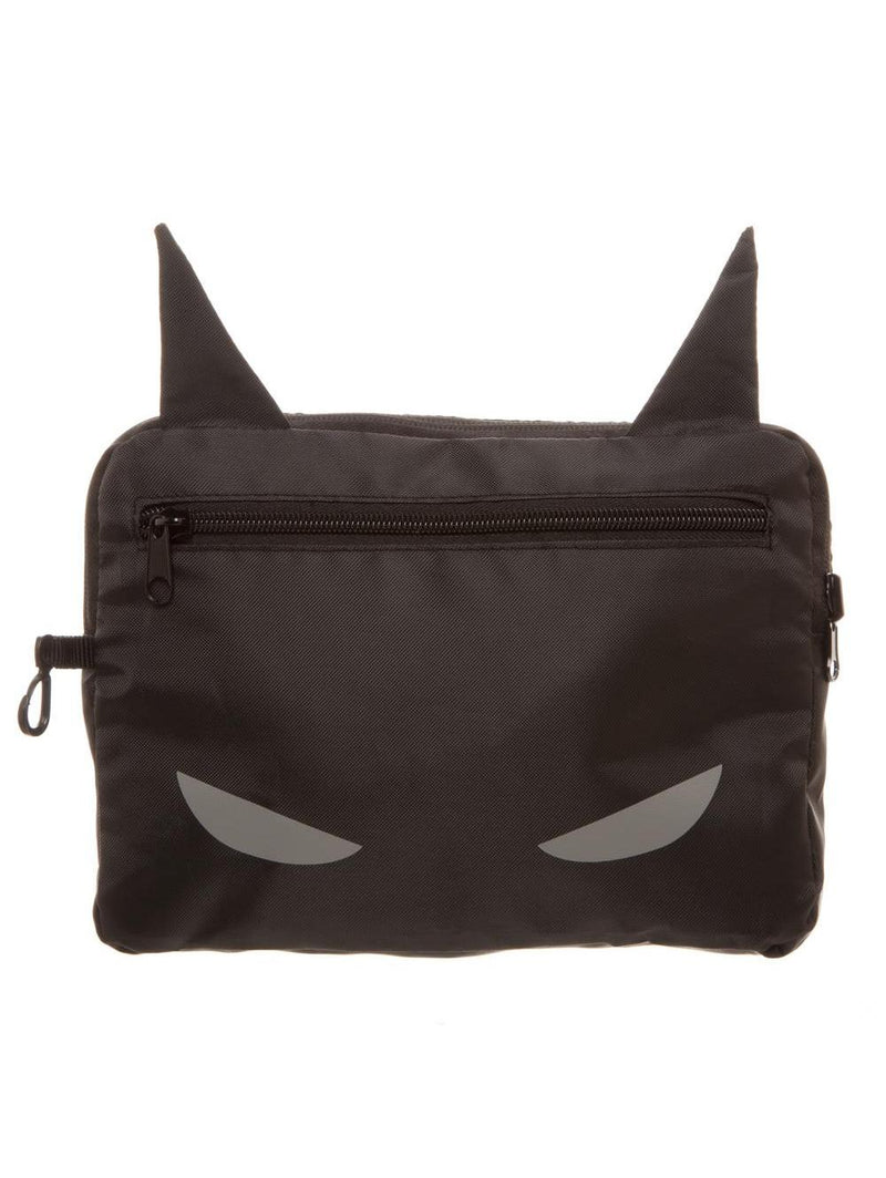 DC COMICS OFFICIAL BATMAN PACKABLE BACKPACK BY BIOWORLD
