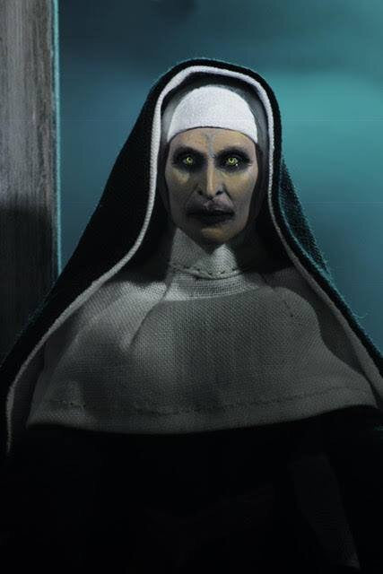 The Nun Clothed Action Figure - NECA