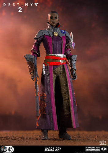 "Destiny 2 Ikora Ray Official 7"" Figure by McFarlane Toys"