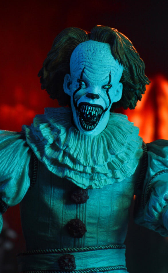 "IT Pennywise ""Well House"" (2017) Ultimate Action Figure - NECA"