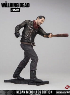 "The Walking Dead Official 10"" Negan Merciless Figure by McFarlane Toys"