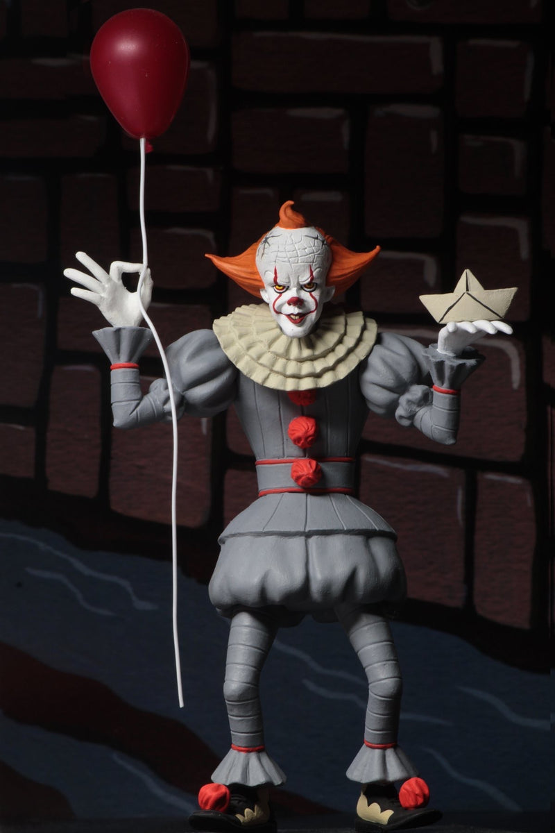 Toony Terrors Wave 1 Action Figures - NECA