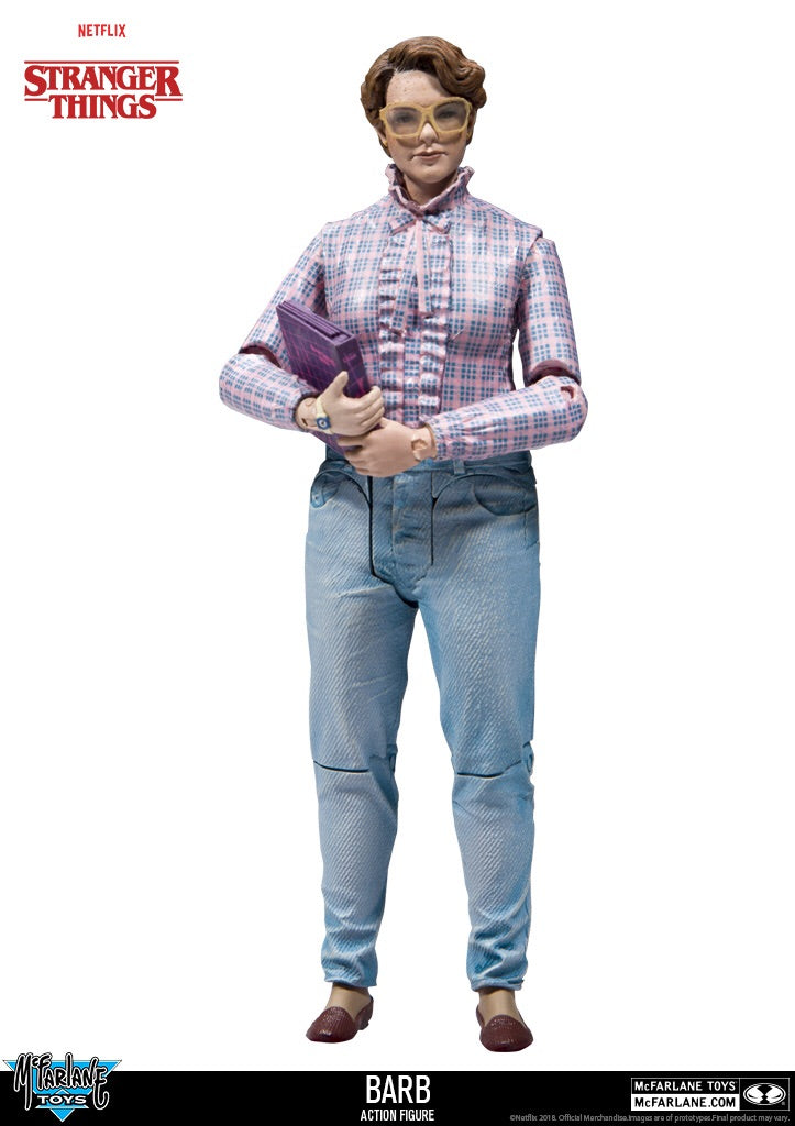 Stranger Things Official Barb Figure by McFarlane Toys