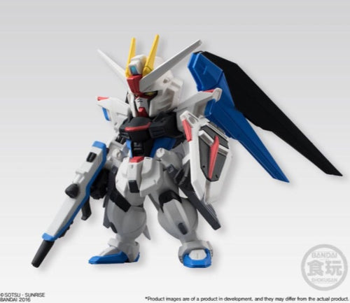 Mobile Suit Gundam SEED Official Fusion Worms Converge SPO7 Bandai