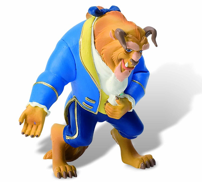 Disney Beauty & The Beast Official Beast 10cm Figure by Bullyland