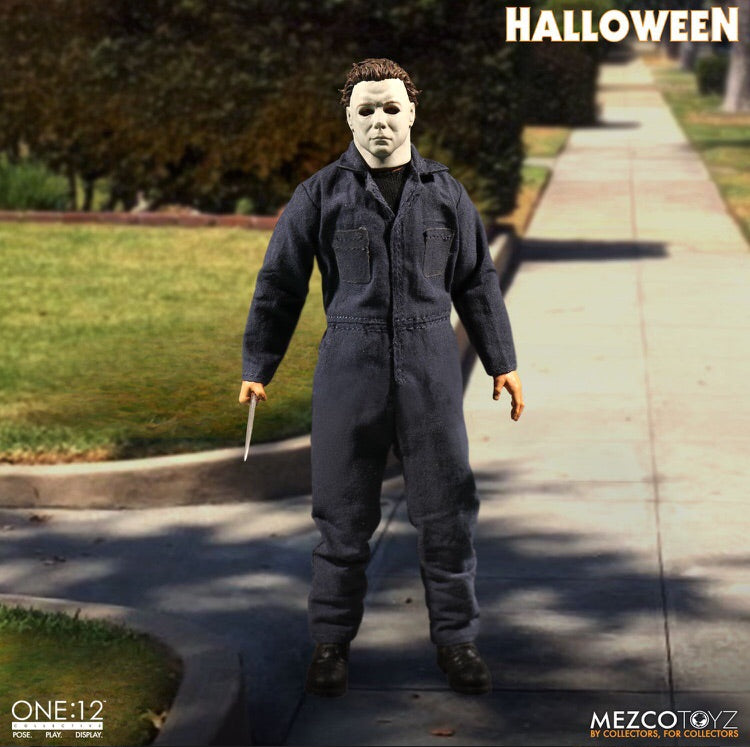 Halloween Official Michael Myers ONE:12 Figure by Mezco Toyz