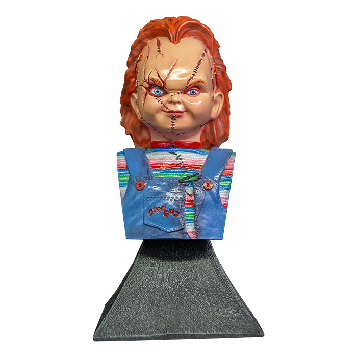 Bride of Chucky: Chucky 1/6 Scale Mini Bust - Trick or Treat Studios