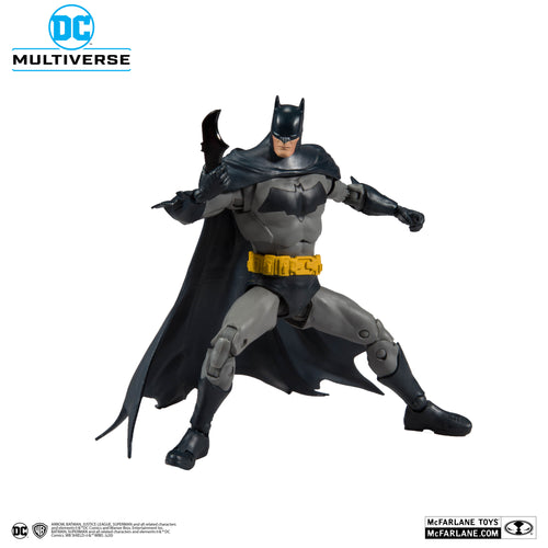 DC MULTIVERSE OFFICIAL BATMAN ACTION FIGURE BY MCFARLANE TOYS