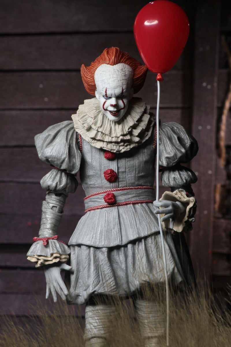 "IT Official Pennywise (2017) Ultimate 7"" Figure By NECA"