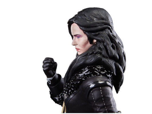 The Witcher 3 Wild Hunt Official Yennefer Figure by Dark Horse Deluxe