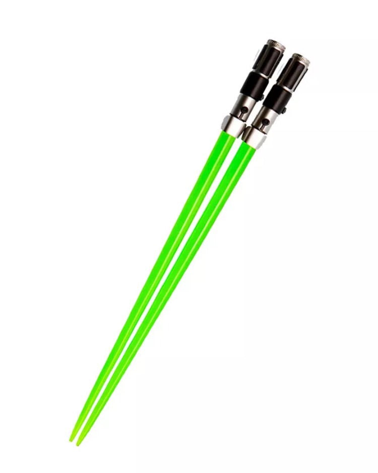 Star Wars Official Yoda Chopsticks by Kotobukiya