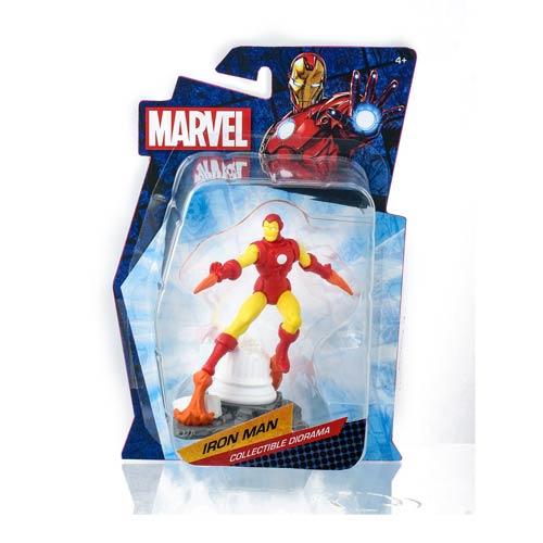 MARVEL Iron Man Diorama - Monogram