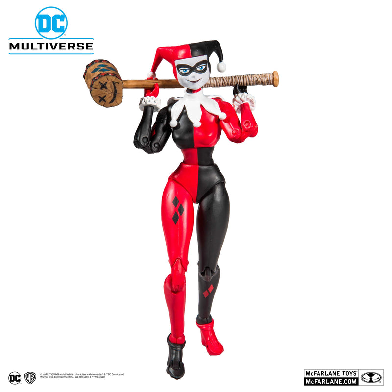 DC MULTIVERSE HARLEY QUINN CLASSIC ACTION FIGURE - MCFARLANE TOYS