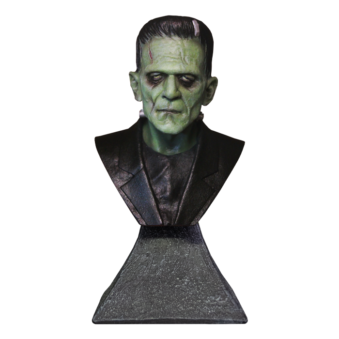 Frankenstein 1/6 Scale Mini Bust - Trick or Treat Studios