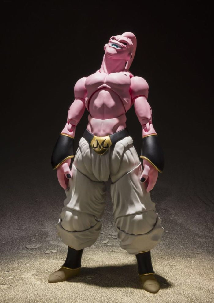 Dragonball Z Majin Buu Evil S.H.Figuarts Action Figure - Tamashii Nations