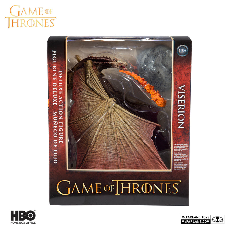 Game of Thrones Viserion Version 2 Action Figure - McFarlane Toys