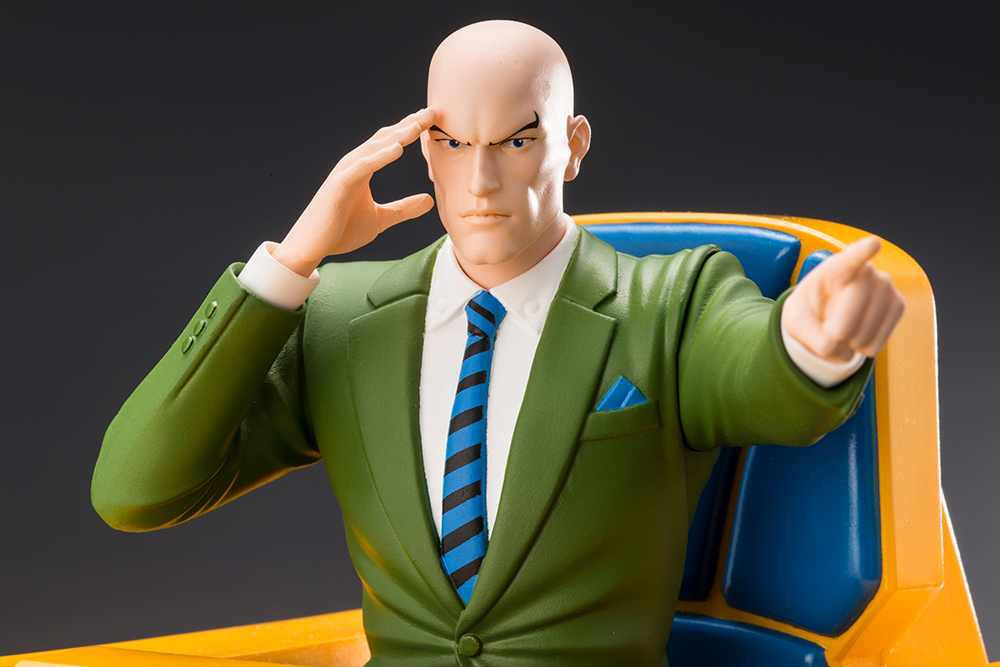 MARVEL Official X-Men Professor X 1992 Artfx+ Statue by Kotobukiya