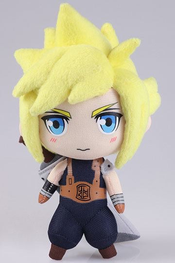 Final Fantasy 7 Cloud Strife Official Mini-Plush by Square Enix