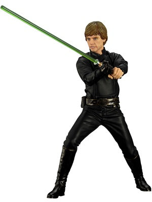 Star Wars Return of The Jedi Official Luke Skywalker ARTFX+ Statue KOTOBUKIYA