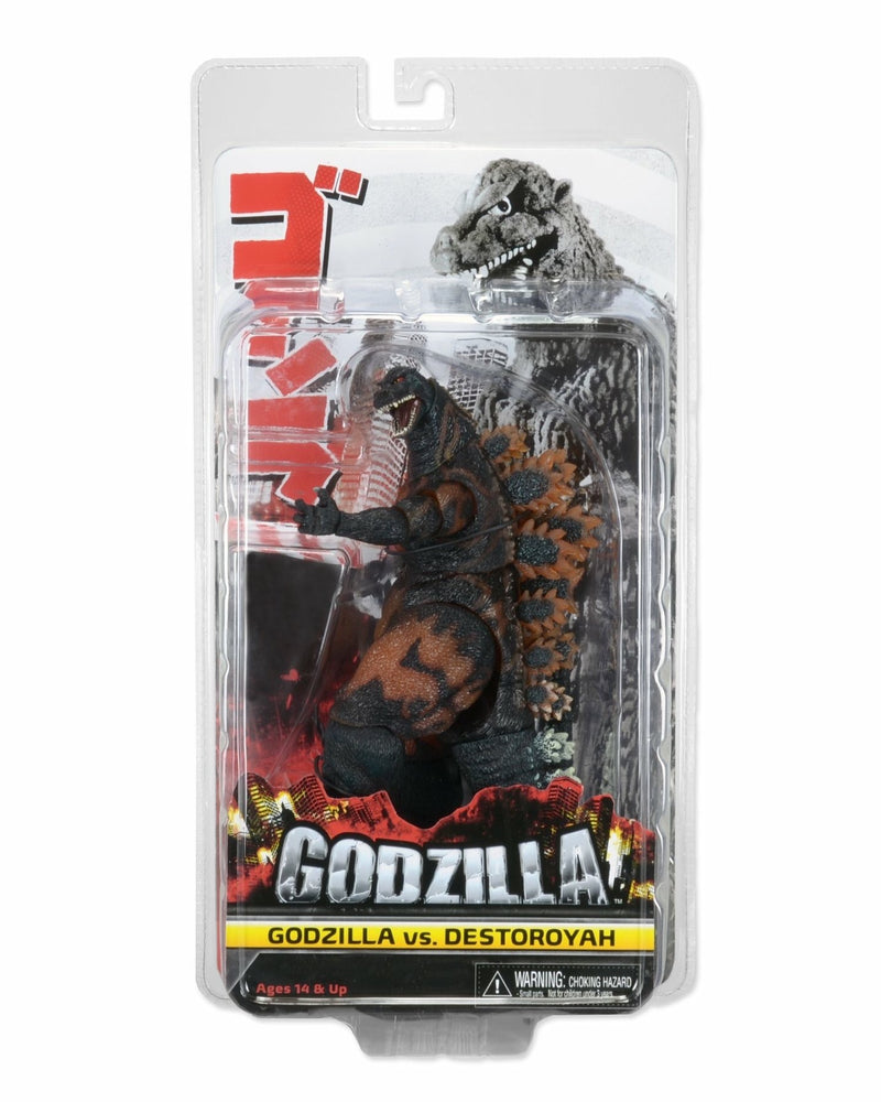"Godzilla 95""(Godzilla vs Destroyah) Clamshell Packaging Action Figure - NECA"