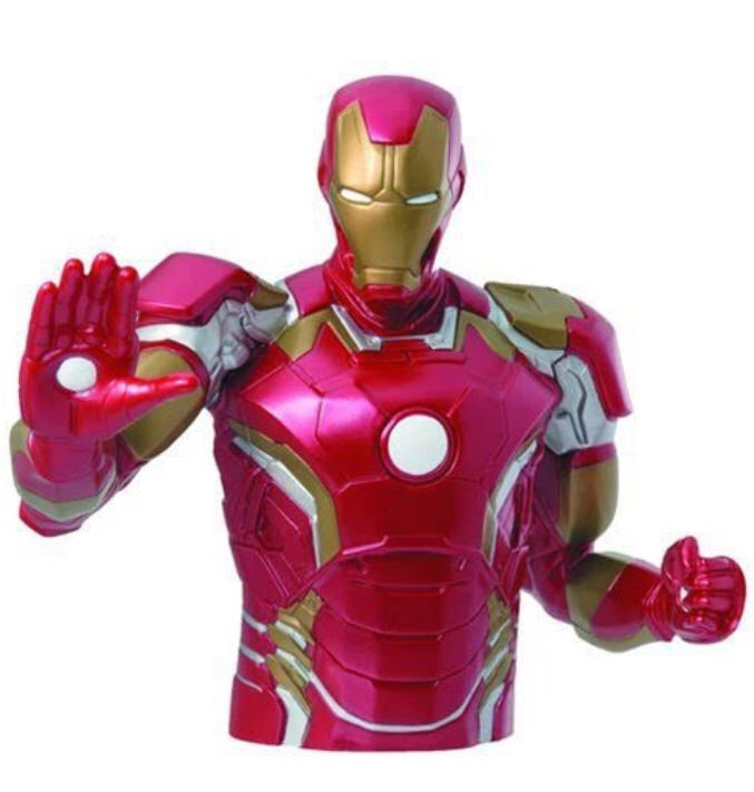 MARVEL Iron Man (Age of Ultron) Official Bust Bank by Monogram