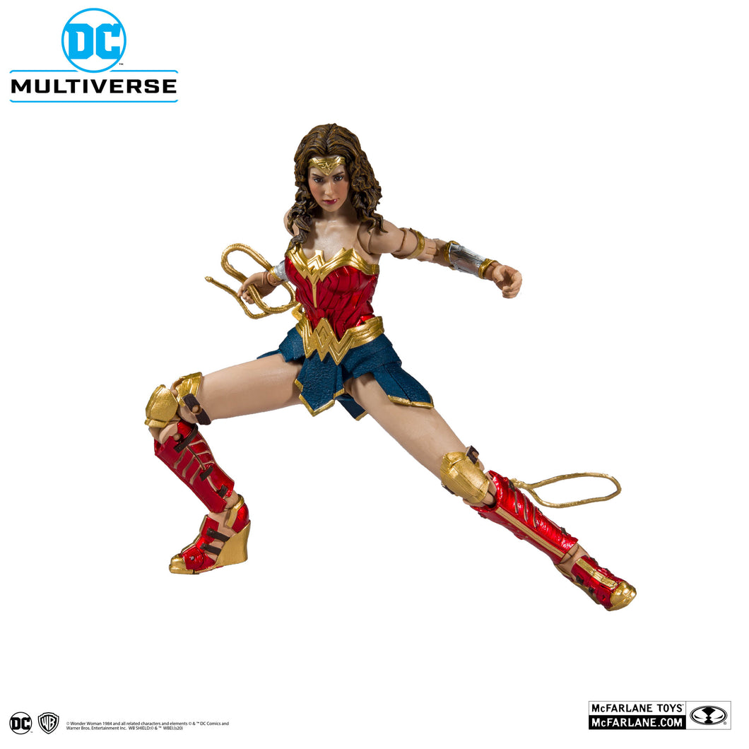 DC Multiverse Wonder Woman 1984 Action Figure - McFarlane Toys