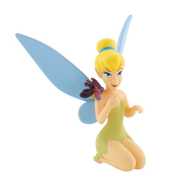 Disney Peter Pan Official Tinkerbell 7cm Figure by Bullyland
