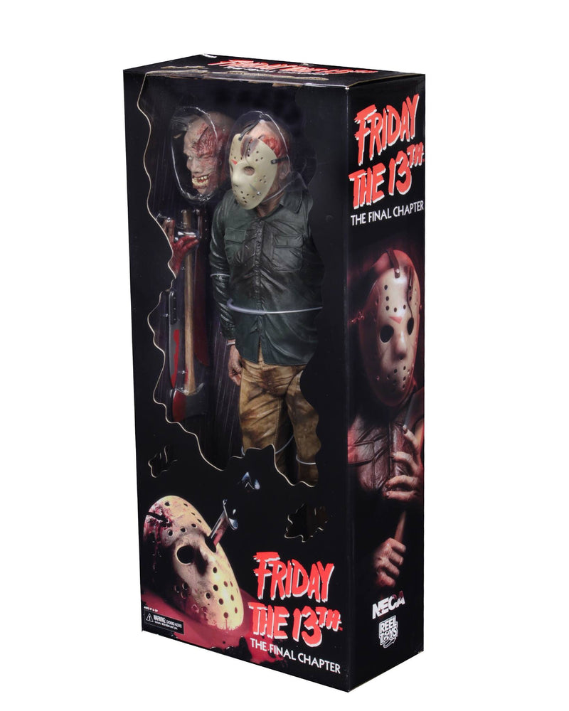 Friday the 13th Part 4 Official Jason Voorhees 1/4 Scale Figure NECA