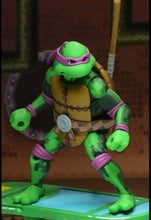 TMNT Turtles in Time Official Wave 1 Action Figures by NECA