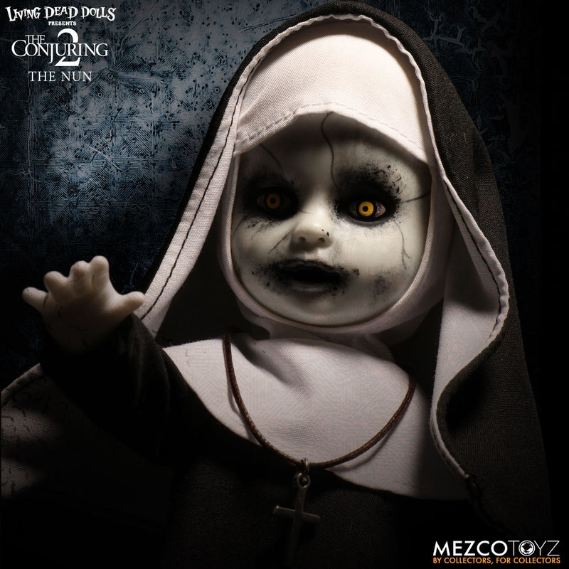 Living Dead Dolls Official The Conjuring The Nun by Mezco Toyz