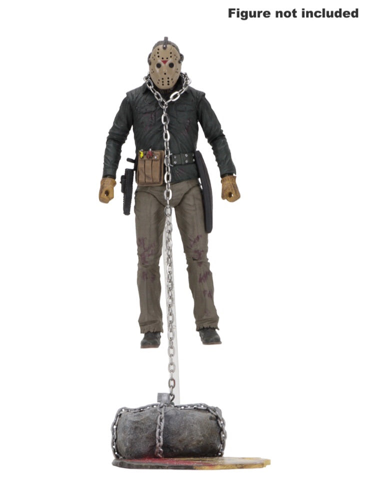 Friday the 13th Camp Crystal Lake Official Accessory Pack by NECA